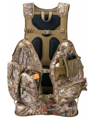 turkey hunting vest