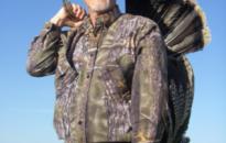 pre season scouting for wild turkeys with Preston Pittman